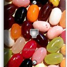 JELLY BEANS CANDY TELEPHONE PHONE JACK WALL PLATE COVER KITCHEN DINING ROOM ART