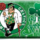 BOSTON CELTICS BLLED GREEN BASKETBALL TEAM TRIPLE LIGHT SWITCH WALL PLATE COVER