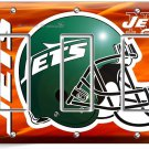 NY NEW YORK JETS NFL FOOTBALL TEAM TRIPLE GFCI LIGHT SWITCH WALL PLATE MAN CAVE