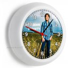 JOHN FOGERTY COUNTRY ROCK AND ROLL SINGER  WALL CLOCK BEDROOM TV ROOM HOME DECOR