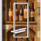 TUSCAN KITCHEN ITALIAN WINE BOTTLES SINGLE GFI LIGHT SWITCH WALL PLATE ART COVER