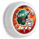 NEW YORK NY JETS NFL FOOTBALL TEAM WALL CLOCK MAN CAVE BOYS TV ROOM GARAGE DECOR