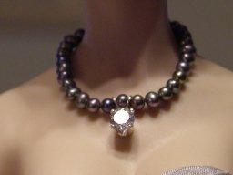 Black Pearl Lavender CZ