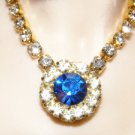 Princess Diana Sapphire Necklace