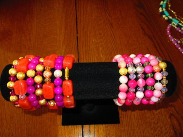 Wholesale Bracelet Lot 10mm