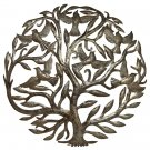 Steel Drum Art - 24 inch Tree of Life- Gifts with Humanity