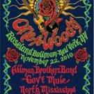 Another One for Woody Roseland Ballroom,NY,NY 10.22.2010