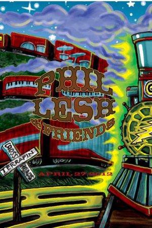 Phil Lesh Quintet 4-27-2012