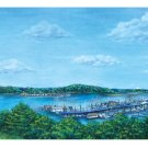 St.Helens Riverscape 36 x 18