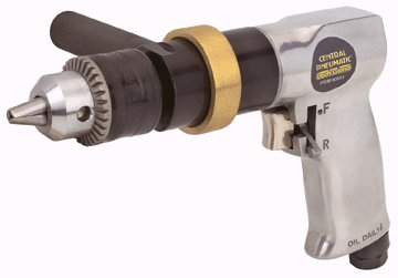 "1/2"", REVERSIBLE PLANETARY GEAR AIR DRILL"