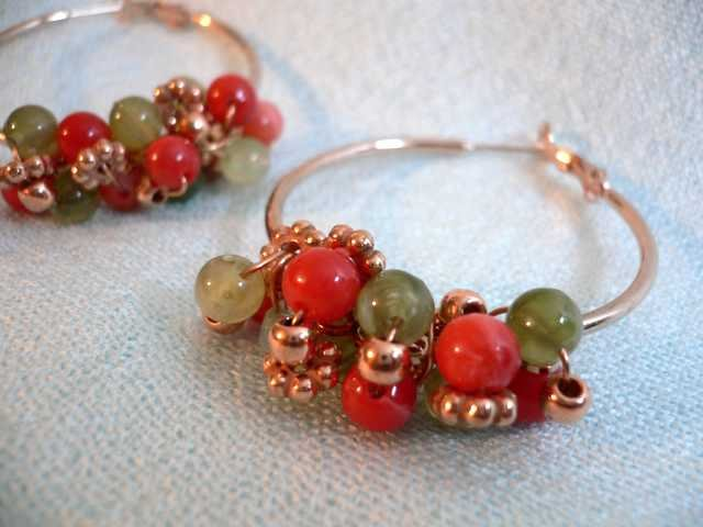 Beads Earring - Fruity