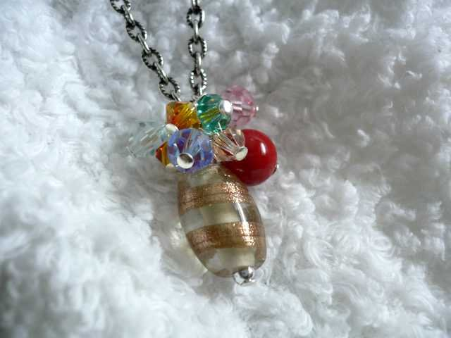 Rainbow Sky - Necklace