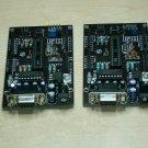 5 X ATMEL Atmega328 Atmega168 PCB RS232 Arduino reset.