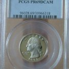 1992-S Washington Quarter PR69DCAM PCGS!!!