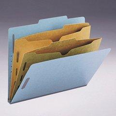 Pendaflex Letter Size Classification Folders 26211 Box of 10 FREE SHIPPING