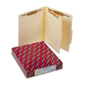 Smead Classification Folders Letter Manila 13700 FREE SHIPPING