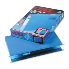 Pendaflex Extra Capacity Hanging Folders LEGAL BLUE 4153x2 FREE SHIPPING