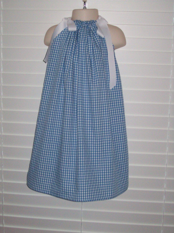 Dorothy Wizard of Oz Inspired Pillowcase Dress
