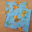Jungle Babies Wash Cloth Set