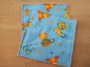 Jungle Babies Wash Cloth Set