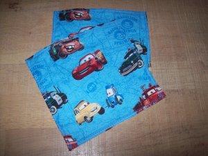 Disney Cars Wash Cloth Set