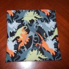 Dinosaur Reusable Sandwich Snack Bag