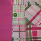 Pink John Deere Standard Pillowcase