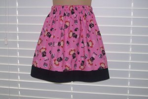 Strawberry Shortcake Twirl Skirt