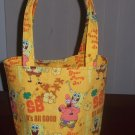Spongebob Small Tote Bag