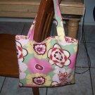 Alexander Henry Mod Kleo Floral Reversible Tote Bag