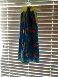 Spongebob Pillowcase Dress