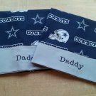 Dallas Cowboys Standard Pillowcase Set
