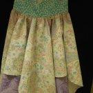Spring Handkerchief Dress