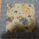 Bunnies by the Sea Large Crib Quilt
