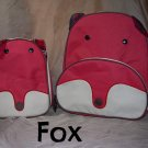 Fox Backpack & Lunch Box Set
