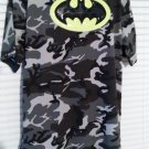 Camo Batman Appliqué Shirt