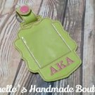 AKA Sorority Photo Key Fob