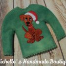 Puppy Elf Sweater