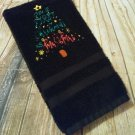 Our First Christmas Hand Towel