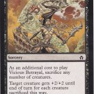 Vicious Betrayal  (MTG)  - Near Mint