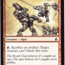Krark-Clan Ogre (MTG)  - Near Mint
