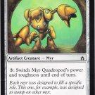 Myr Quadropod (MTG)  - Near Mint