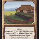 3x Farmlands  (L5R) - Near Mint