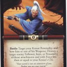 Swift Sword Cut (L5R) - Near Mint