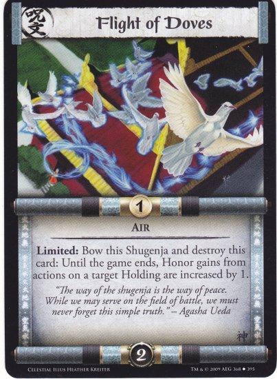 Flight of Doves (L5R) - Near Mint