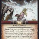 The Wrath of Osano-Wo x3 (L5R) - Near Mint