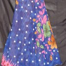 P2603 Preteen/Girls Reversible Sari Wrap Skirt