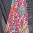 P2610 Preteen/Girls Reversible Sari Wrap Skirt