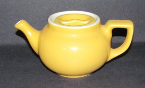 Small Hall One Cup Teapot Sunny Yellow!