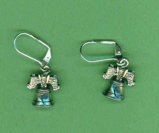 Liberty Bell Earrings